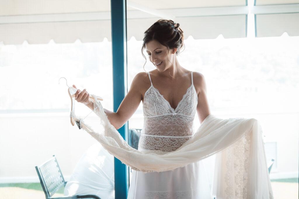 νύφη νυφικό