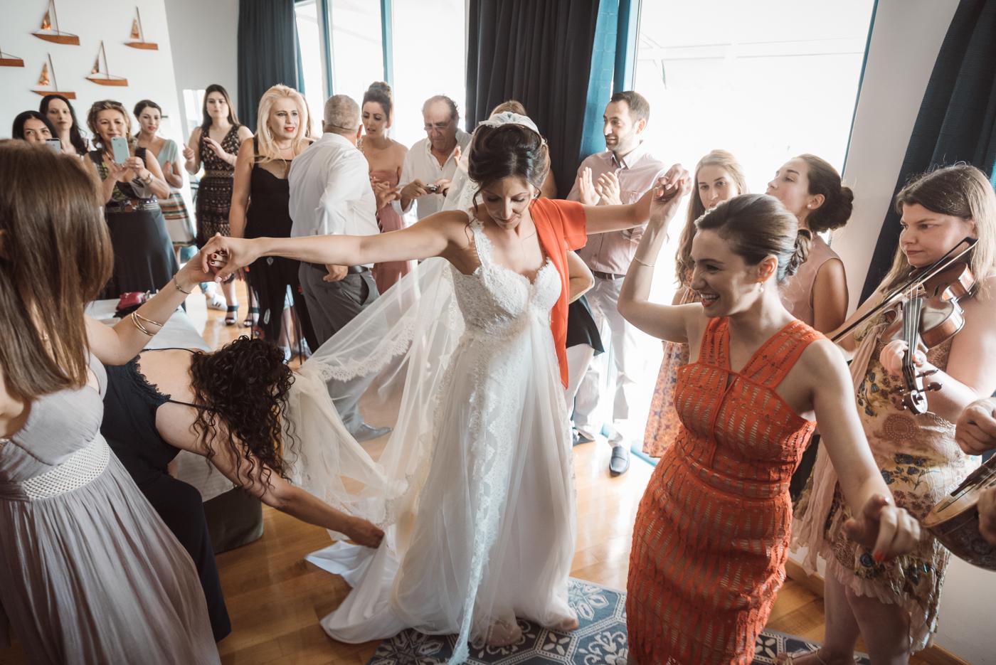 κυπριακός γάμος στην Αθήνα