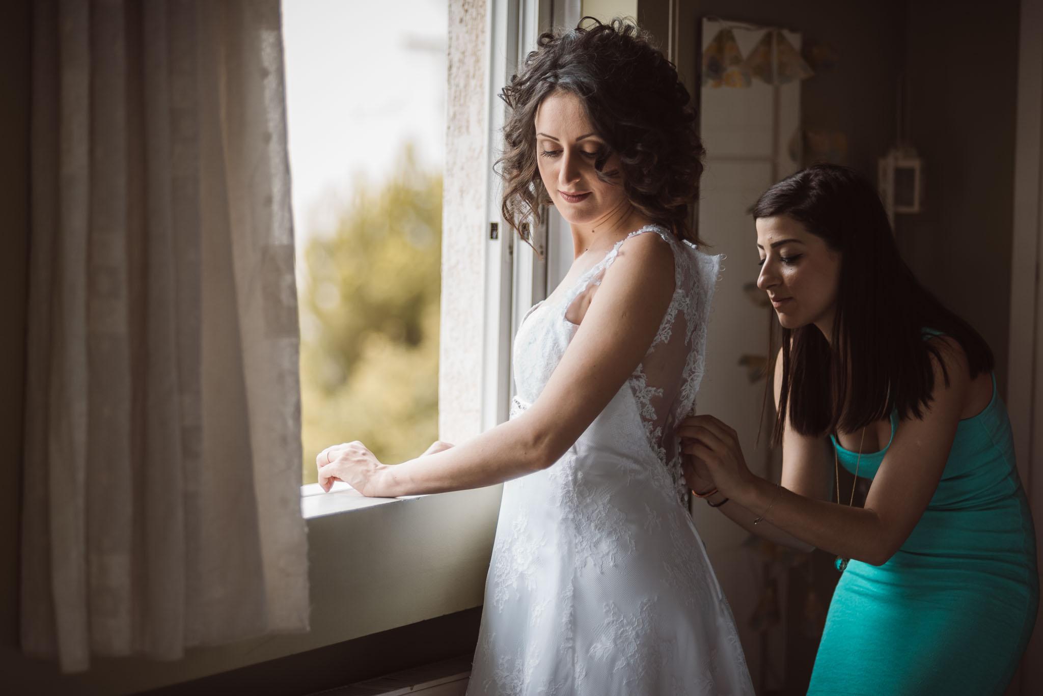 δωμάτιο προετοιμασία νύφης