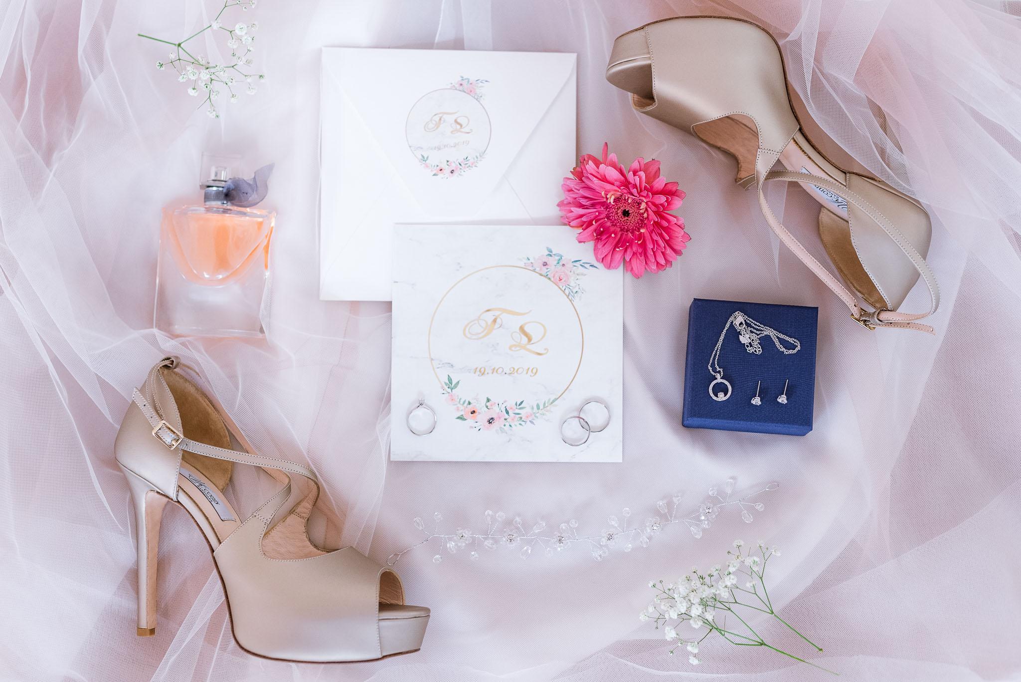στολισμός προετοιμασία νύφης