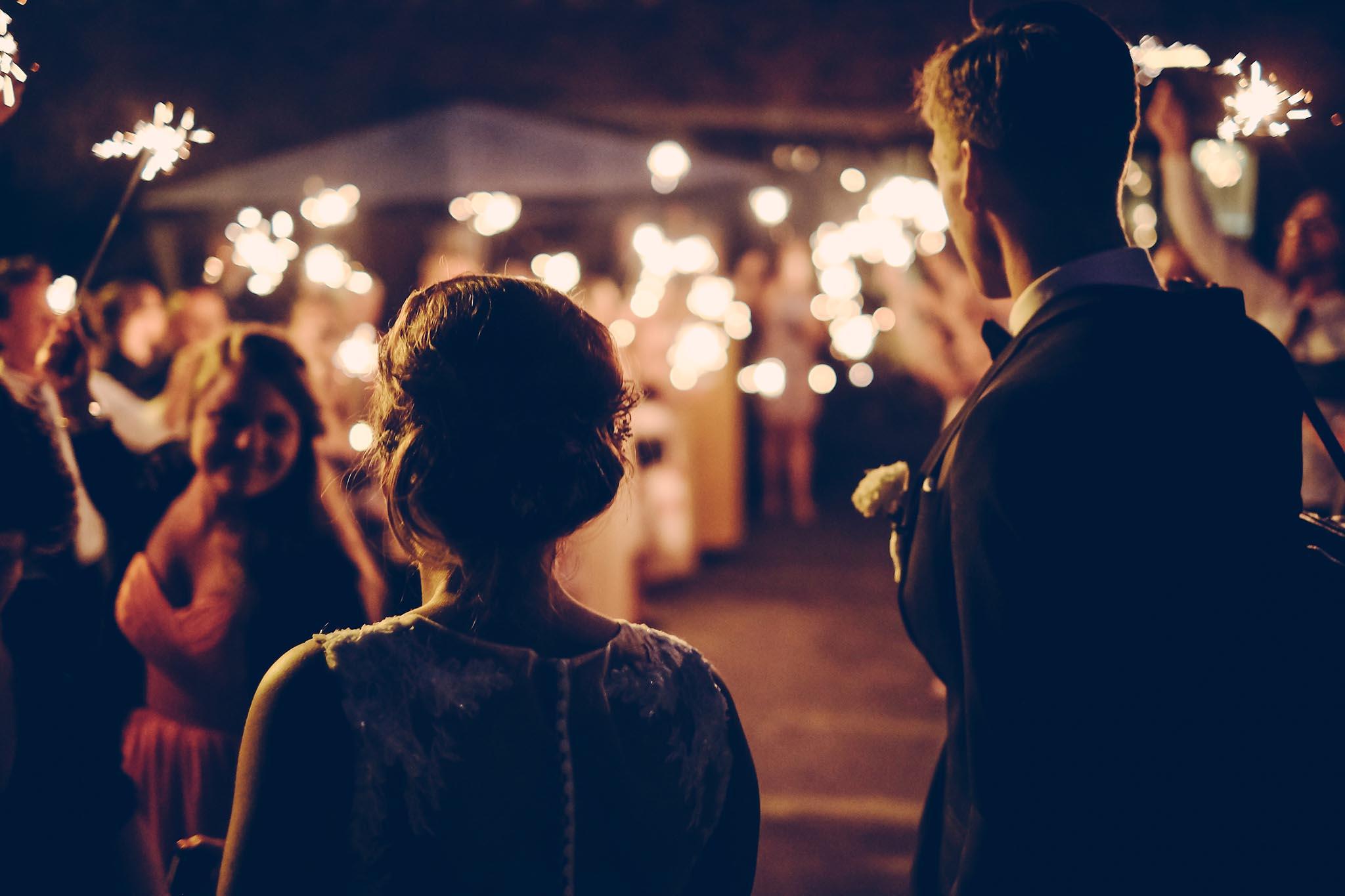 γάμος σε βίλα